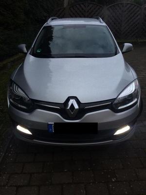 Renault Megane Grandtour Paris