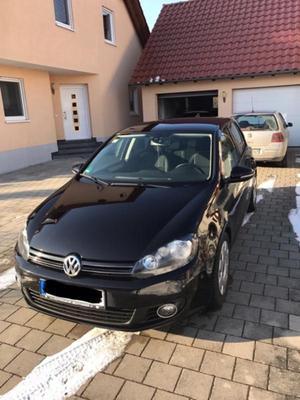 Volkswagen Golf 1.6 TDI DPF BlueMotion Technology Team mit