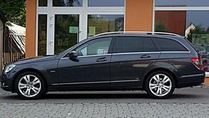 Mercedes-Benz C 200 T Avantgarde CGI Aut. BlueEFFICIENCY