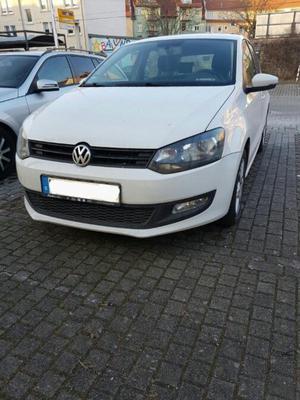 Volkswagen Polo 1.4 Benzin Scheckheftgepflegt Unfallfrei