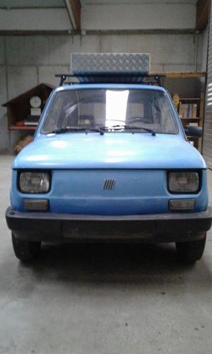 Fiat Polski 126 P