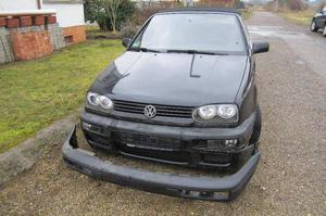 VW Golf Cabrio Zubehör