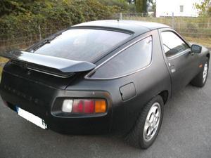 Porsche 928 Coupe 4.4 mit H-Zulassung Oldtimer Automatik