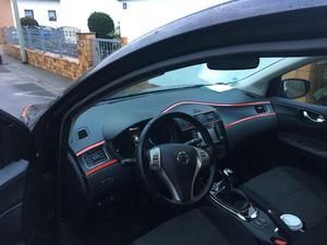 Nissan pulsar Acenta mit Design Paket