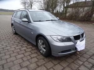 BMW 318d DPF Touring Xenon, Navi, 2. Hd., Bluetooth