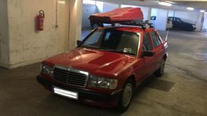 Mercedes 190 D  TÜV