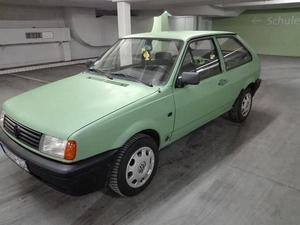 VW Polo 86C Coupe TÜV Fachbereift