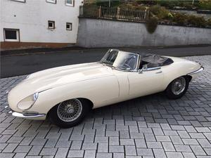 Jaguar E-Type Roadster Serie 1.5 Matching Numbers