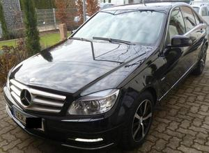 Mercedes-Benz C 200 CGI Automatik BlueEFFICIENCY Avantgarde