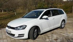VW Golf VII Variant 2.0 TDI von privat, Topzustand
