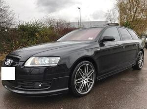 Audi A6 3.0TDI Quattro ABT Paket