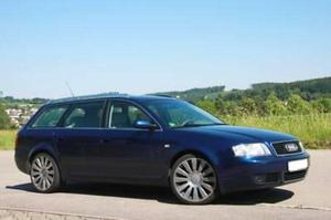 Audi A6 Avant 2,7T quattro 4B LPG BOSE LEDER NAVI XENON