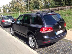 VW Touareg 2.5L