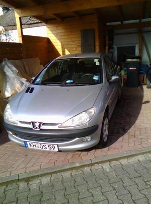 Peugeot 206 Automatik, Klima, Rostfrei!