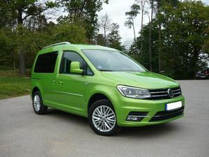 VW Caddy 1.4 TSI BMT (5-Si.) DSG Highline