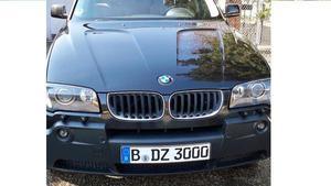 BMW X3 2,0d X-Drive