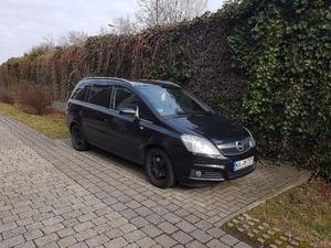 Opel Zafira B 1.9 CDTI Sport Van 7 Sitzer