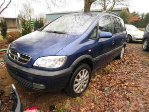 Opel Zafira Motor defekt, aber AT dabei