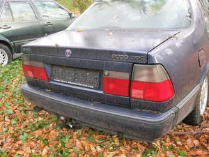 Saab  CDE Griffin Ausstattung mit Gasanlage