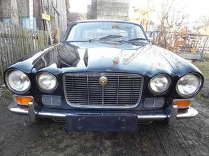 Jaguar XJ6 Serie 1, BJ. 73, Oldtimer, gute