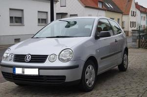 VW Polo 9N Bj.  Klima