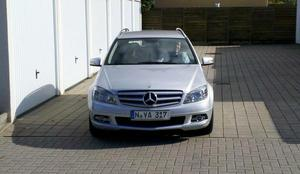 Mercedes-Benz C 180 T-Modell CGI BlueEfficiency Avantgarde