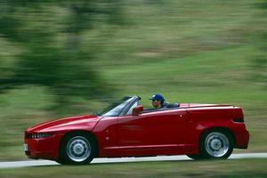 Suche Alfa Romeo Young+Oldtimer (Zagato/SZ/ZR/ES30) Cabrio