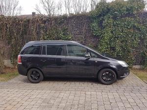 Opel Zafira B 1.9 CDTI Sport Van ein 7 Sitzer