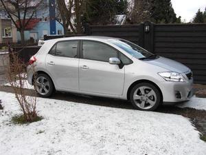 Toyota Auris Hybrid Bj  Unfallfrei