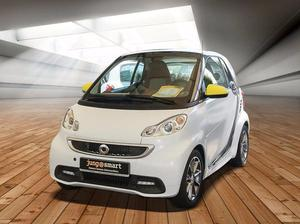 smart forTwo coupe softouch edition BoConcept micro hybrid