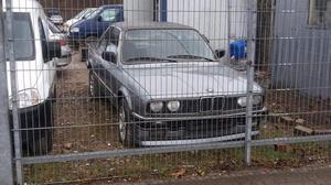 BMW E30 Baur Cabrio
