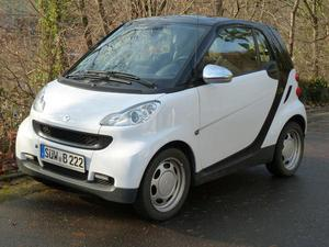 Smart fortwo CDI 451 Passion, neuer AT-Motor