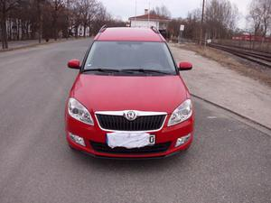 Skoda Roomster 1,6l TDI Style Plus Edition