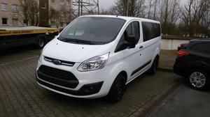 neuwertig Ford Transit Custom Kleinbus 9- Sitzer  km