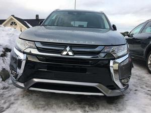Mitsubishi Outlander Plug-in Hybrid TOP