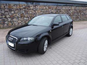 Audi A3 2.0 TDI Sportback DPF Attraction