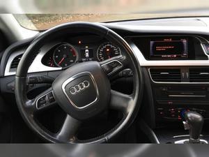 Audi A4 Avant 2.0TDi Attraction Automatik, Navi, Bluetooth