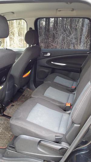 Galaxy (Ford) 7 Sitzer Checkheft gepflegt