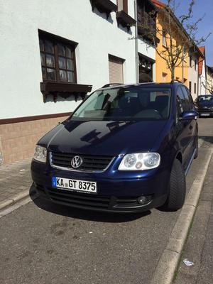 '7 Sitzer VW Touran 2.0 TDI DSG,TÜV '