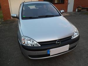 Opel Corsa C 1.2 Klimaautomatik TÜV