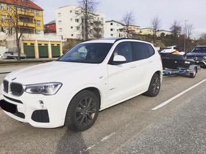 BMW X3 xDrive20d Aut., Navi,PDC, Leder,Xenon,X-Drive