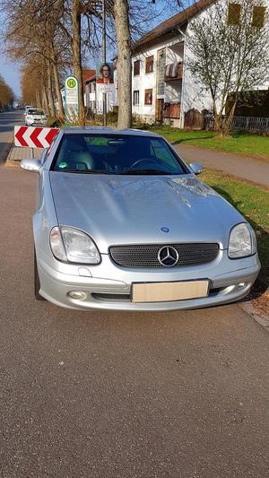 Mercedes SLK 200 Kompressor Special Edition