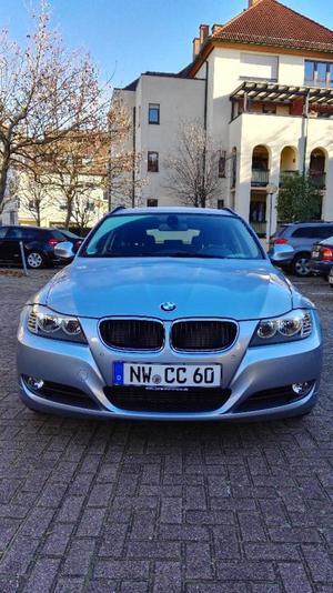 Wer will mich ? BMW 318d DPF Touring Edition + Werksgarantie