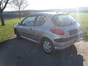 Peugeot 206 / Klima / TÜV NEU