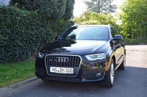 Audi Q3 2.0 TDI S Tronic S line