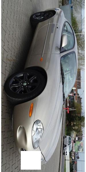 Jaguar XK 8 XKR Optick