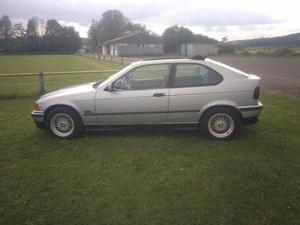 BMW 318 ti compact mit Faltdach