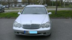 Mercedes C200 Kompressor Elegance