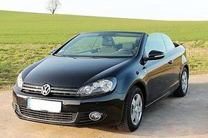 VW Golf Cabrio Sondermodell 'LIFE'.