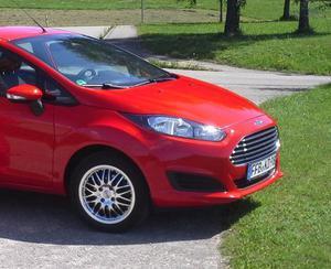 Ford Fiesta 1,0 Ecoboost.